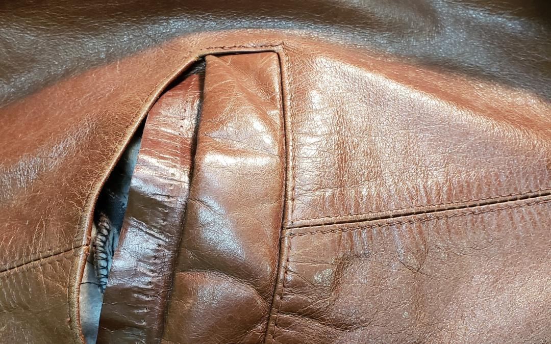 Jacket ripped? we can fix it